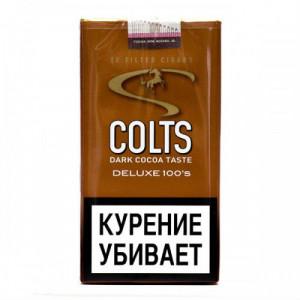 Сигариллы Colts LC Dark Cocao (20 шт)