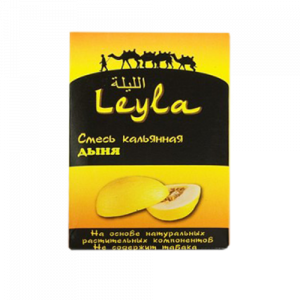 Бестабачная смесь Leyla Melon 50 гр.