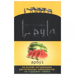 Бестабачная смесь Leyla Watermelon 50 гр.