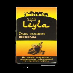 Бестабачная смесь Leyla Chocolate 50 гр.
