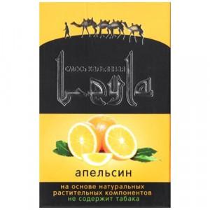 Бестабачная смесь Leyla Orange 50 гр.