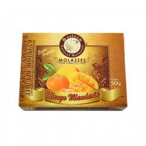 Безникотиновая смесь Saalaam Манго с Мандарином 50 гр.