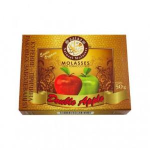 Безникотиновая смесь Saalaam Двойное яблоко 50 гр.
