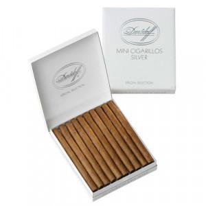 Сигариллы Davidoff Mini Silver Cigarillos 10