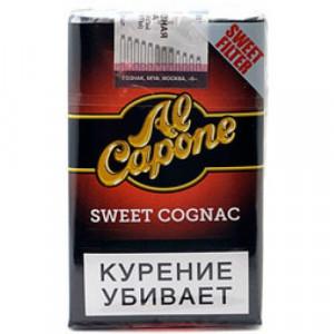Сигариллы Al Capone Sweets Cognac