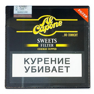 Сигариллы Al Capone Sweets Filter