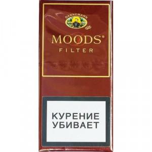 Сигариллы Dannemann Moods Filter 5