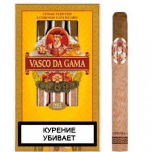 Сигары Vasco da Gama N2 Caribbean