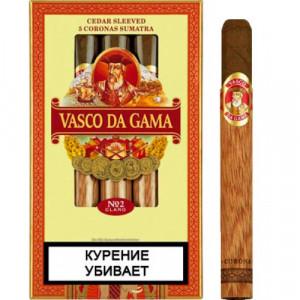 сигары Vasco da Gama N2 Claro