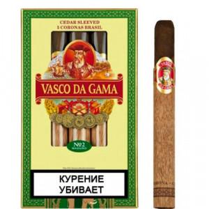 сигары Vasco da Gama N2 Maduro