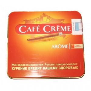 Сигариллы Cafe Creme Aroma 10 шт. (ж/б)