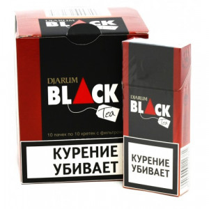 Кретек Djarum Black Tea (10 шт)