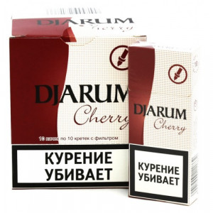 Кретек Djarum Cherry (10 шт)