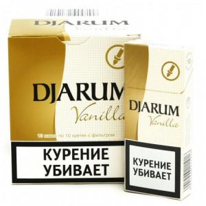 Кретек Djarum Vanilla (10 шт)