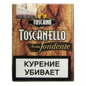 Сигариллы Toscano Toscanello Aroma Fondente (Шоколад)