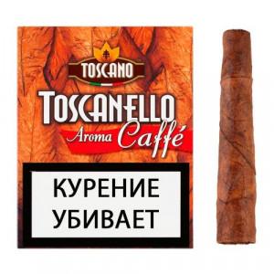 Сигариллы Toscano Toscanello Aroma Caffe