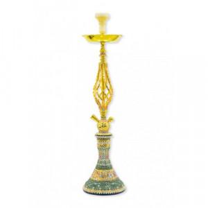 Кальян Swarovski Gold Spiral