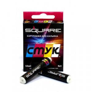 Картридж Square со вкусом Cmyk