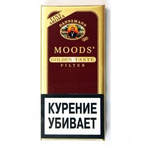 Сигариллы Dannemann Moods Filter Golden Taste 5