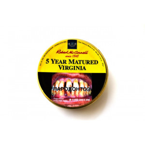 5 Year Matured Virginia
