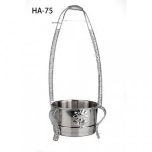 Корзина для угля Арт Кальян HA-75