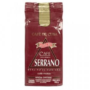 Cafe Serrano Selecto Tostado y Molido