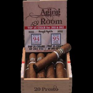 Cигары Boutige Blends Aging Room М356 Presto*20