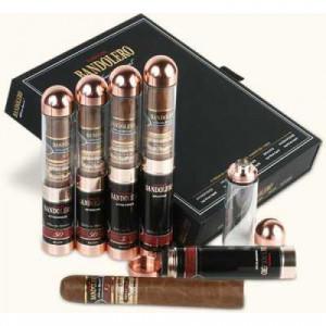 Подарочный набор сигар Bandolero Humitubes Pack Special Selection