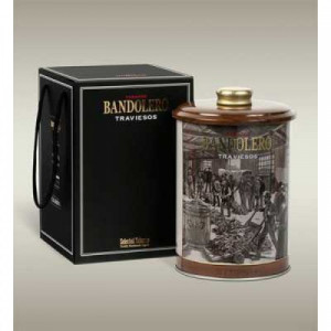 Подарочный набор сигар Bandolero Traviesos