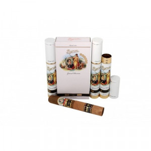 Подарочный набор сигар Byron Humitubes Pack Grand Poemas Siglo XIX/3