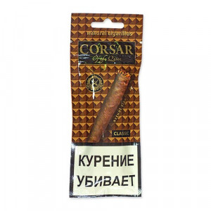 Сигариллы Corsar of the Queen Classic 1 шт.