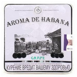 Сигариллы Aroma de Habana Grape 10 шт.
