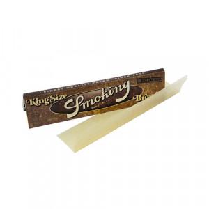 Cигаретная бумага «Smoking» King Size Slim Brown