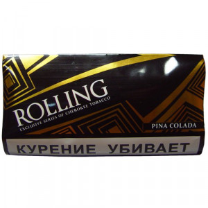 """Сигаретный табак """"Cherokee Pina Colada Rolling """" кисет"""