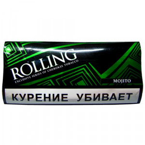 "Сигаретный табак ""Cherokee Rolling Mojito"" кисет"