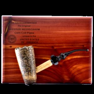 Трубка Missouri Meerschaum - FH - на мемориальной доске