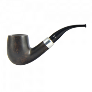 Трубка Stanwell Army Mount Light Black Polished 246