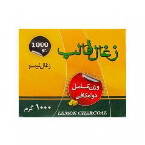 Уголь лимонный для кальяна Zoghal Ghaleb 1 кг