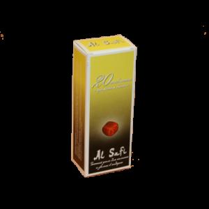 Уголь натуральный Аль Сафи (Al Safi) банан (с фольгой) 20 таб.