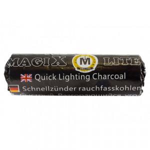 Уголь самовозгорающийся Magic Lite 1 туба (10 таблеток 40 мм)