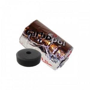 Уголь самовозгорающийся Carbopol (5 таблеток 38 мм)
