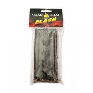 Уголь самовозгорающийся Magic Coal Flash