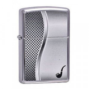 Зажигалка Zippo 250 Pipe Lighter All Chrome (трубочная)
