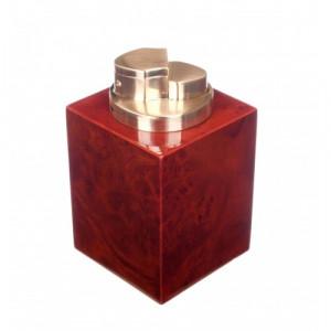 Зажигалка настольная Howard Miller, Камфорное дерево (золото)